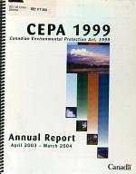 Canadian Environmental Protection Act PDF