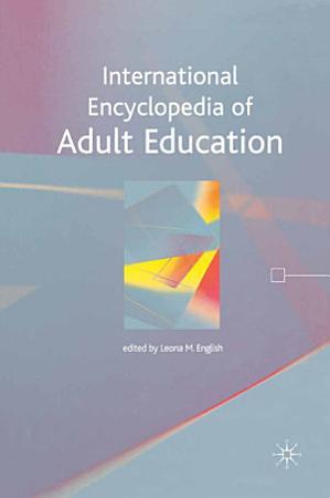 International Encyclopedia of Adult Education PDF