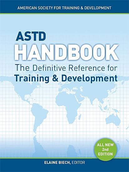 ASTD Handbook  2nd Edition PDF