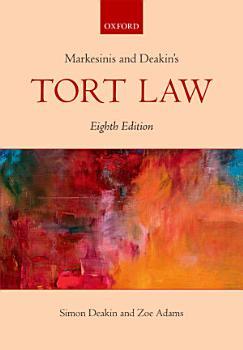 Markesinis and Deakin s Tort Law PDF
