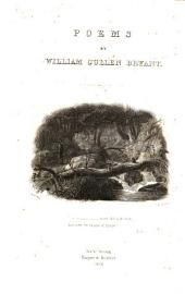 Poems: By William Cullen Bryant