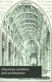 American Architect and Architecture: Volume 14