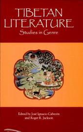 Tibetan Literature Studies in Genre