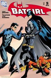 Batgirl (2008-) #5