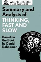 Summary and Analysis of Thinking  Fast and Slow PDF