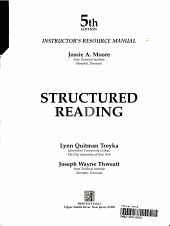 Structured Reading PDF