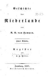 Geschichte der Niederlande: Band 5