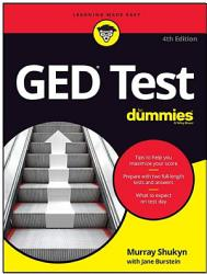 Ged Test For Dummies Book PDF