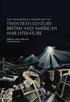 Edinburgh Companion to Twentieth Century British and American War Literature PDF