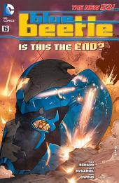 Blue Beetle (2011-) #15
