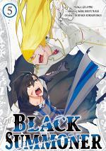 Black Summoner (Manga) Volume 5