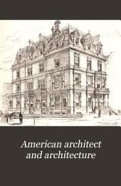 American Architect and Architecture: Volume 10