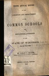 Annual Report of the State Superintendent of Public Instruction for the State of Wisconsin