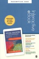 Special Education In Contemporary Society Interactive Ebook Book PDF