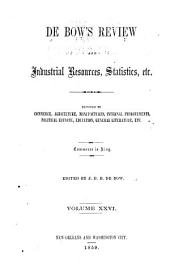 De Bow's Review: Volume 26