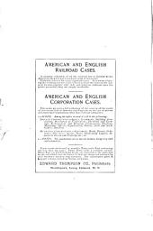 The American and English Encyclopedia of Law: Volume 17
