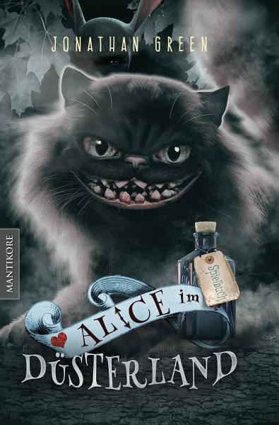 Alice Im Dusterland Ein Fantasy Spielbuch