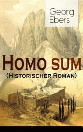 Homo sum (Historischer Roman) - Vollständige Ausgabe: Die Geschichten der Sinai-Halbinsel: Die Höhlen der Anachoreten, der Wüstenväter