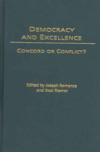 Democracy and Excellence PDF
