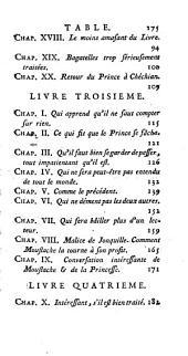 Collection complete des oeuvres de M. de Crébillon, fils: tome second