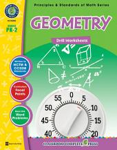 Geometry - Drill Sheets Gr. PK-2