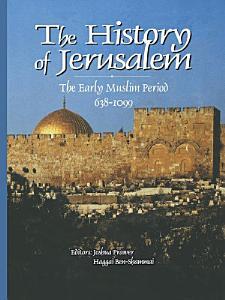 The History of Jerusalem Book