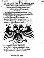 De dira. et ultra hominum fidem exitiali. Mediolanensium in Germanos milites seditione vera. Narratio. (etc.)
