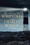 Searching the Scriptures with Charles Rosson Book