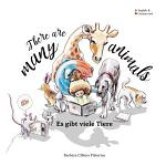 There are many animals - Es gibt viel Tiere