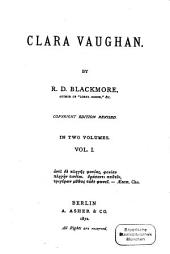 Clara Vaughan: Volume 1