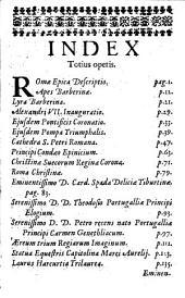Reverendissimi Patris Fr. Francisci de Macedo Minoritae ... Carmina selecta