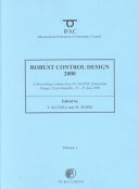 Information Control Problems In Manufacturing 2004 2 Volume Set  Book PDF