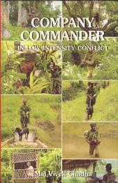 Company Commander in Low Lintensity [sic] Conflict: Principles, Preparation and Conduct