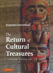 The Return Of Cultural Treasures Book PDF