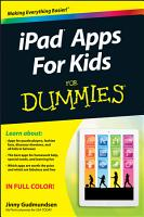iPad Apps For Kids For Dummies PDF