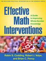 Effective Math Interventions PDF