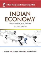 Indian Economy  Performance   Policies  For University of Delhi  PDF