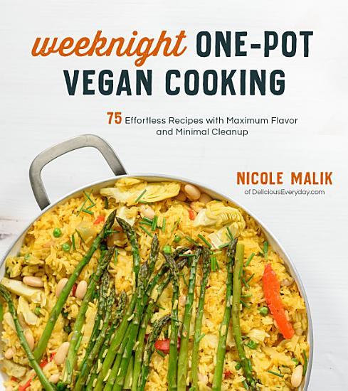 Weeknight One Pot Vegan Cooking PDF