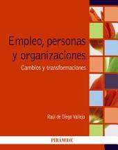 Empleo, personas y organizaciones