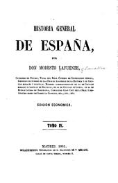 Historia general de España: Volumen 4
