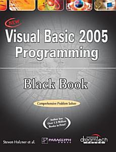 Visual Basic 2005 Programming Black Book PDF