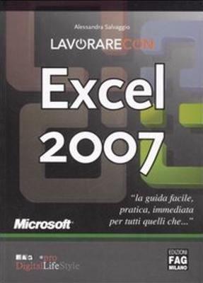 Lavorare con Excel 2007 PDF