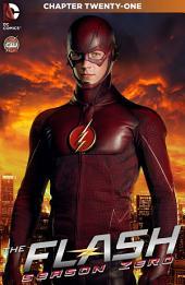 The Flash: Season Zero (2014-) #21