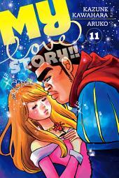 My Love Story!!: Volume 11