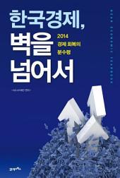 한국경제 벽을 넘어서: 2014 경제 회복의 분수령