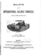 Bulletin of the International Railway Congress Association [English Edition]