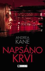 Andrea Kane – Napsáno krví