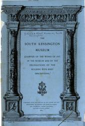 Examples of the Works of Art in the Museum and of the Decorations of the Building: With Brief Descriptions, Part 5