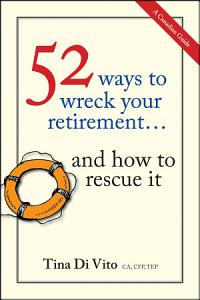 52 Ways to Wreck Your Retirement Book