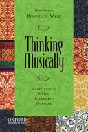 Thinking Musically Book